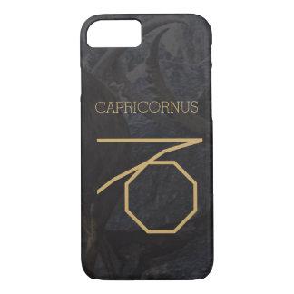 Kundenspezifischer Hintergrund des Capricornus iPhone 8/7 Hülle