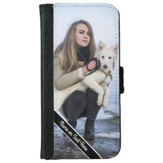 Kundenspezifischer Hunde-und Geldbeutel Hülle Für Das iPhone 6/6s
