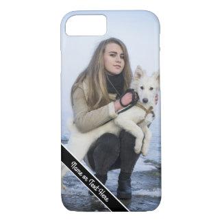 Kundenspezifischer Hunde-und iPhone 8/7 Hülle