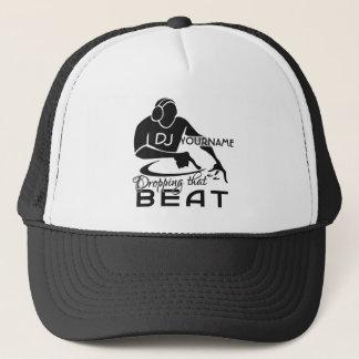 Kundenspezifischer Hut DJ - wählen Sie Farbe Truckerkappe