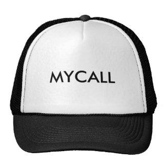 Kundenspezifischer Hut mit Rufzeichen Caps