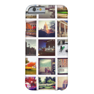 Kundenspezifischer Instagram Foto-Collage iPhone 6 Barely There iPhone 6 Hülle