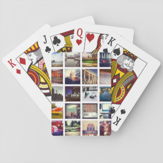 Kundenspezifischer Instagram Spielkarten