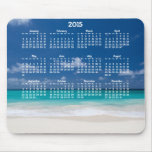 Kundenspezifischer jährlicher Kalender Mousepads