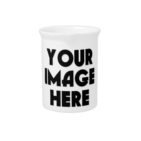 Kundenspezifischer Keramik-Krug Krug