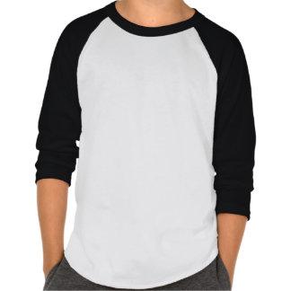 Kundenspezifischer kleiner Hülseraglan-Baseball de Hemden