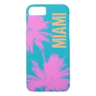 Kundenspezifischer Miami Beach-Sommer tropisches iPhone 8/7 Hülle