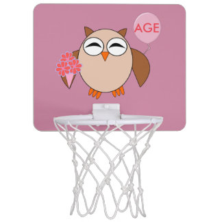 Kundenspezifischer Mini Basketball Netz
