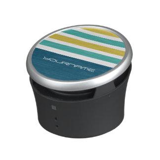 Kundenspezifischer Monogramm-Lautsprecher des Bluetooth Lautsprecher