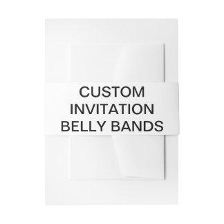 Kundenspezifischer personalisierter einladungsbanderole
