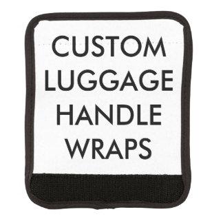 Kundenspezifischer personalisierter Gepäck-Griff Koffergriffwickel