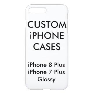Kundenspezifischer personalisierter iPhone iPhone 8 Plus/7 Plus Hülle