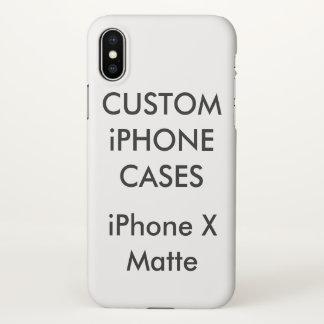Kundenspezifischer personalisierter iPhone X iPhone X Hülle