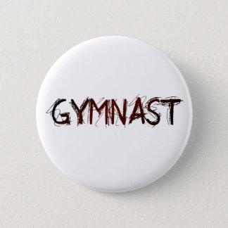 Kundenspezifischer personalisierter Knöpfe Gymanst Runder Button 5,7 Cm