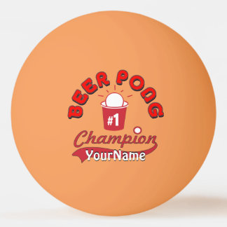 Kundenspezifischer Ping Pong offizieller Liga-Ball Tischtennis Ball