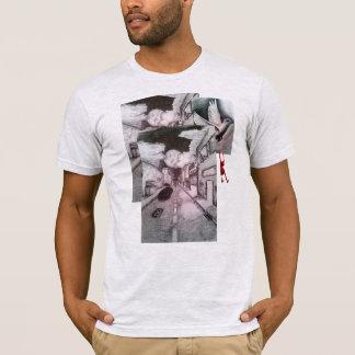 Kundenspezifischer Straßenabnutzung Graffiti-T - T-Shirt