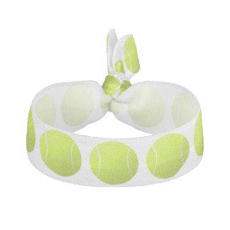 Kundenspezifischer Tennisball Hairties für Spieler Haargummi