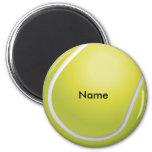 Kundenspezifischer Tennisball-Magnet Kühlschrankmagnet