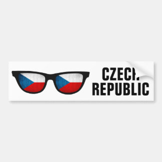 Kundenspezifischer Text der tschechischen Schatten Autoaufkleber