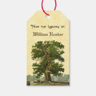 Kundenspezifischer Vintager Geschenkanhänger