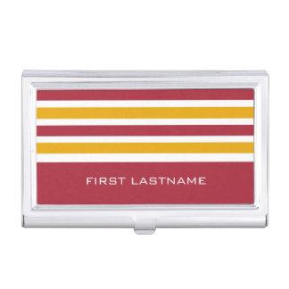 Kundenspezifischer Visitenkartehalter des Visitenkarten Dose