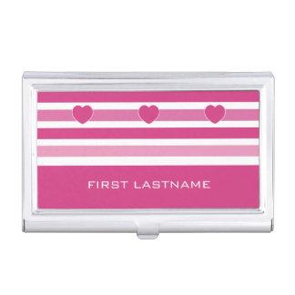Kundenspezifischer Visitenkartehalter des Visitenkarten-Schatullen