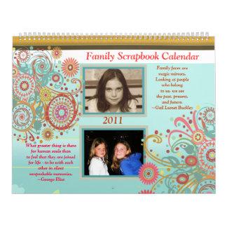 Kundenspezifischer Wandkalender