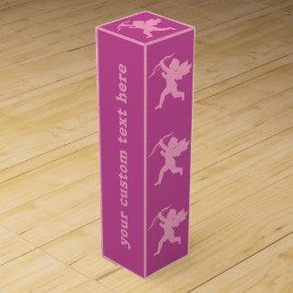 Kundenspezifischer Weinkasten des Amors Wein-Geschenkverpackung