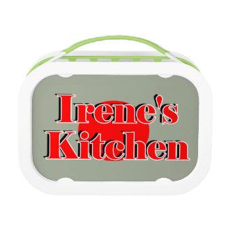Kundenspezifischer Yubo Lunchbox mit Irenes