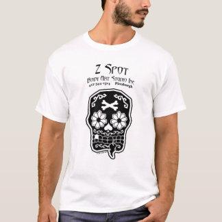 Kundenspezifischer z-Stellen-Tag des toten T-Shirt