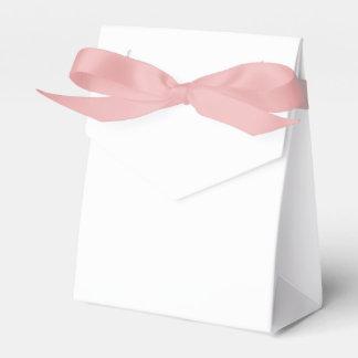 Kundenspezifischer Zelt-Bevorzugungs-Kasten (rosa Geschenkschachteln