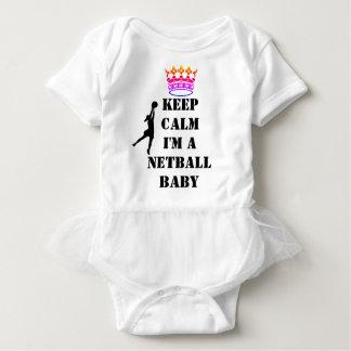 Kundenspezifischer Ziel-tireur behalten ruhigen Baby Strampler