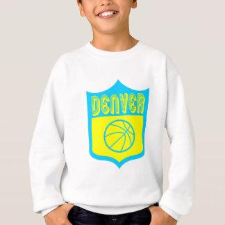 Kundenspezifisches Denver-Schild Design1 Sweatshirt