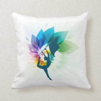 Kundenspezifisches Farbschutz-Kissen Kissen