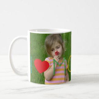 Kundenspezifisches Foto der Kindermutter Tasse