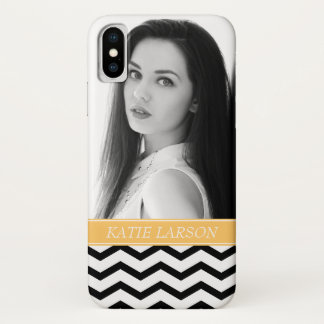 Kundenspezifisches Foto personalisiert iPhone X Hülle