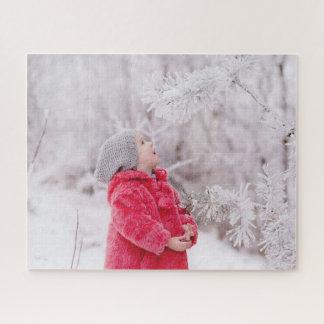 Kundenspezifisches Foto-Puzzle-Geschenk des Puzzle