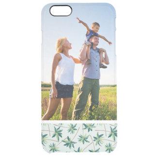 Kundenspezifisches Foto-tropische australische Durchsichtige iPhone 6 Plus Hülle
