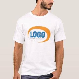 Kundenspezifisches Geschäfts-Logo T-Shirt