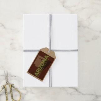 Kundenspezifisches Geschenk etikettiert Geschenkanhänger