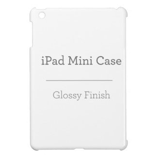 Kundenspezifisches glattes iPad Minifall iPad Mini Cover