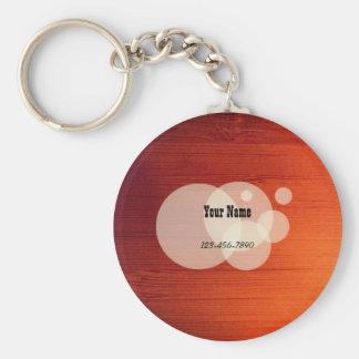 Kundenspezifisches Holz Schlüsselanhänger