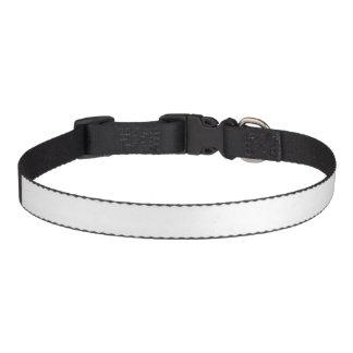 Kundenspezifisches Hundehalsband-Medium Haustierhalsband