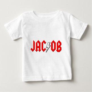 kundenspezifisches JAKOB-Rock-and-RollShirt Baby T-shirt