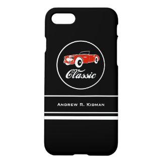 Kundenspezifisches klassisches Retro Vintages iPhone 8/7 Hülle