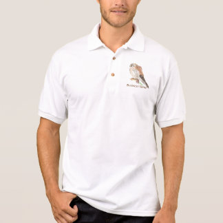 Kundenspezifisches Logo, Falke, Kestrel, Vogel - Poloshirt