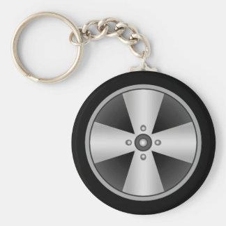 Kundenspezifisches Mag-Rad Schlüsselanhänger