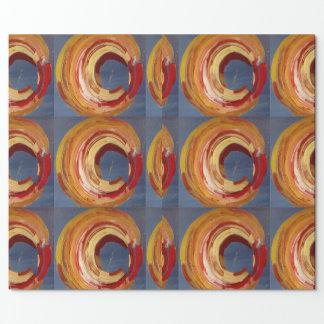 Kundenspezifisches Packpapier, 30 in x 6 ft Geschenkpapier