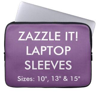 """Kundenspezifisches personalisiertes 13"""" laptop sleeve"""