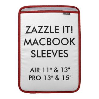 "Kundenspezifisches personalisiertes 13"" MacBook MacBook Sleeve"